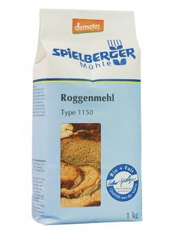 Bio Roggenmehl Type 1150, 1 kg