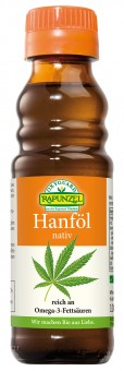 Bio OXYGUARD® Hanföl nativ, 100 ml