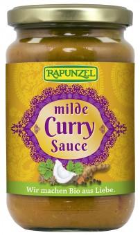 Bio Curry-Sauce mild, 350 ml