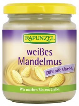 Bio weißes Mandelmus, 250 g