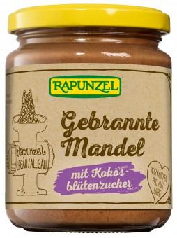 Bio Gebrannte Mandel Aufstrich mit Kokosblütenzucker, 250 g