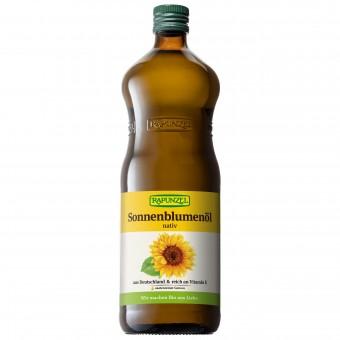 Bio Sonnenblumenöl nativ, 1 l