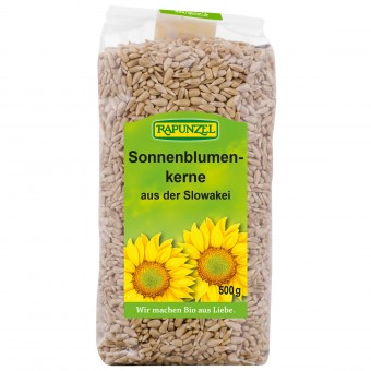 Bio Sonnenblumenkerne, 500 g 500g