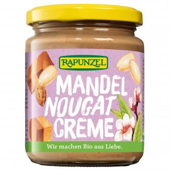 Bio Mandel-Nougat-Creme, 250 g
