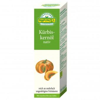 Bio OXYGUARD® Kürbiskernöl nativ, 100 ml