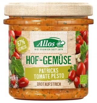 Bio Hof-Gemüse Patricks Tomate Pesto, 135 g