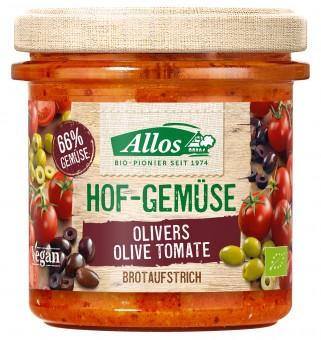 Bio Hof-Gemüse Olivers Olive Tomate, 135 g