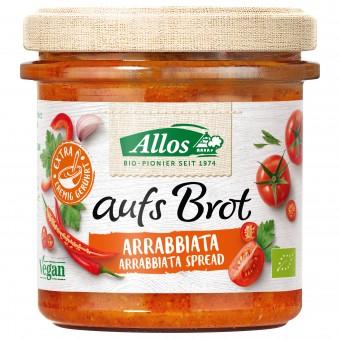 Bio aufs Brot Arrabbiata, 140 g