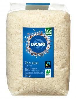 Bio Thai Duftreis weiß, 1 kg