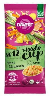 Bio Noodle-Cup Thailändisch, 60 g