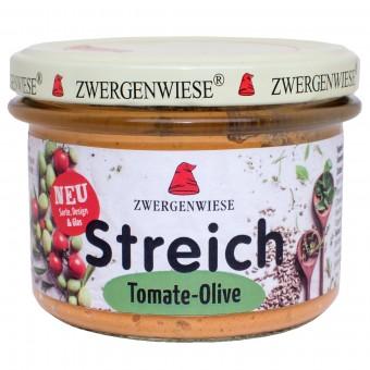 Bio Tomate-Olive Streich, 180 g