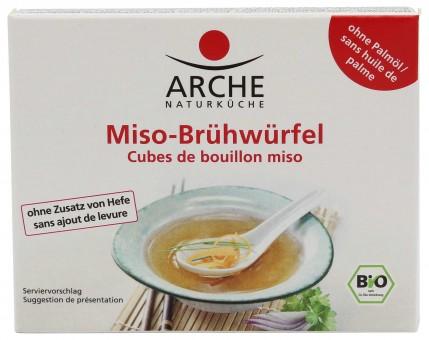 Bio Miso-Brühwürfel, 60 g