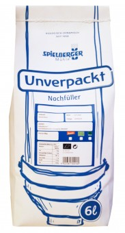 Bio Haferflocken Kleinblatt, 2,5 kg