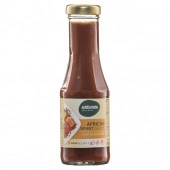 Bio Grill-Würzsauce African Spirit, 250 ml