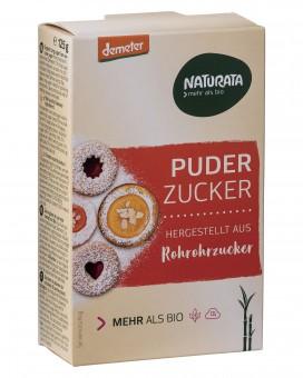 Bio Puderzucker, 125 g