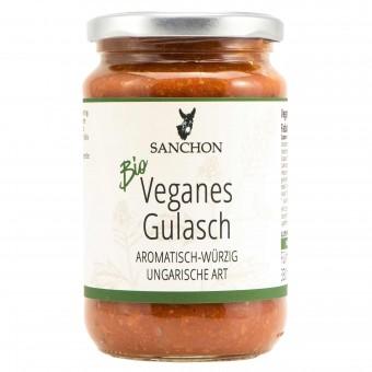 Bio Veganes Gulasch, 330 ml