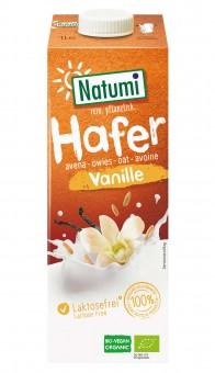Bio Haferdrink Vanille, 1l
