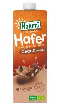 Bio Haferdrink Schoko mit Calcium, 1 l