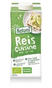 Bio Reis Cuisine Sahneersatz 8% Fett, 200 ml