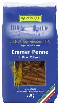 Bio Emmer-Penne Vollkorn, 500 g