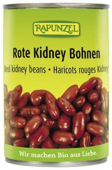 Bio Rote Kidney Bohnen, 400 g
