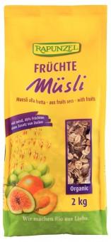 Bio Früchte Müsli, 2 kg