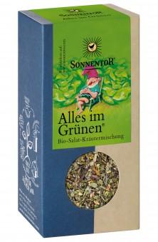 Bio Salat-Kräutermischung Alles im Grünen, 20 g