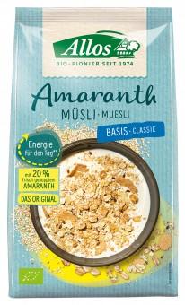 Bio Amaranth Basis Müsli, 375 g