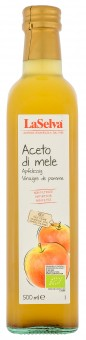 Bio Aceto di mele - Apfelessig naturtrüb, 500 ml