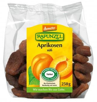 Bio Aprikosen süß, 250 g