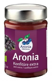 Bio Aronia Konfitüre extra, 225 g