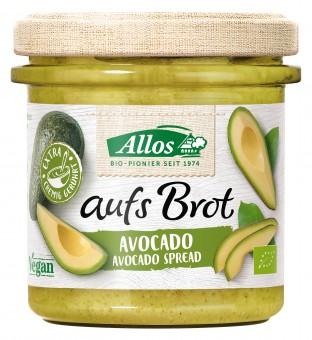 Bio aufs Brot Avocado, 140 g