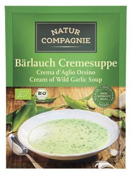Bio Bärlauchcremesuppe, 40 g