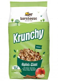 Bio Krunchy Apfel Zimt, 750 g