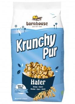 Bio Krunchy Pur Hafer, 750 g