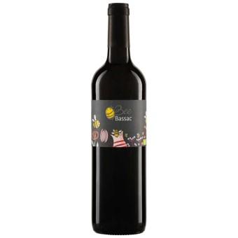 Bee Bassac Rouge Côtes de Thongue IGP 2019, 0,75 l