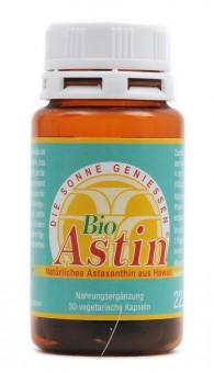 Astin - Natürliches Astaxanthin (konv. Anbau)