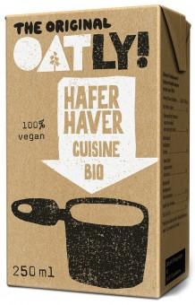 Bio Hafer Cuisine (Sahneersatz), 250 ml