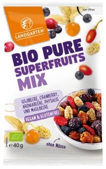 Bio Pure Superfruits Mix, 40 g