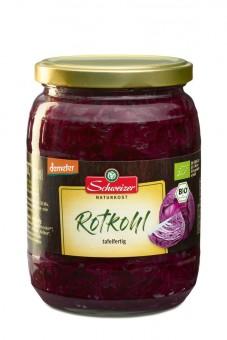 Bio Rotkohl, DEMETER, 720 ml