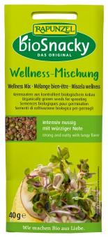 BioSnacky Keimsaaten Wellness-Mischung, 40 g