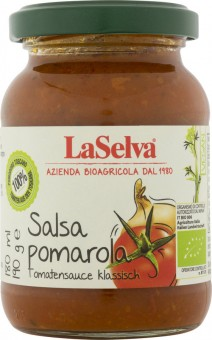 Bio Salsa pomarola - Tomatensauce klassisch, 190 g
