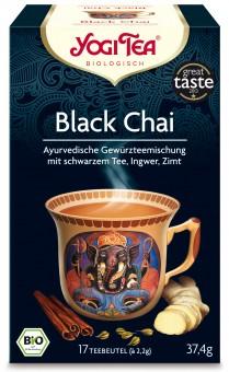 Bio Black Chai Teemischung, 37,4 g