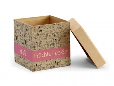 Bio Tee-Entdecker-Set - Fruchtig