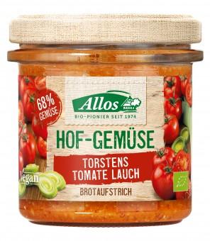 """Bio Brotaufstrich """"Torsten's Tomate Lauch"""", 135 g"""
