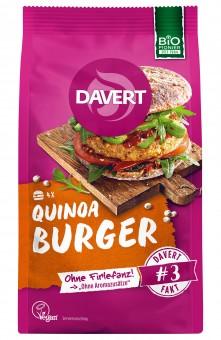 Bio Quinoa Burger, 160 g