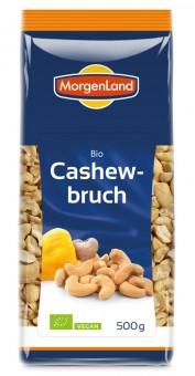 Bio Cashewkerne, Großbruch, 500 g