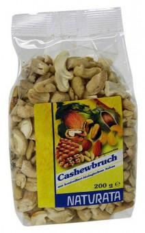 Bio Cashewkerne, großer Bruch, 200 g