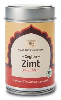 Bio Ceylon Zimt, gemahlen, 50 g