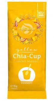 Bio Yellow Chia-Cup Sunny Mango, 39 g
